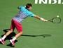 Wawrinka bate Busta e pega Federer na decisão suíça em Indian Wells