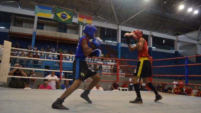 Boxe; Amapá (Foto: Rafael Moreira/GE-AP)