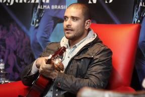 Diogo Nogueira (Foto: Celso Tavares / Ego)