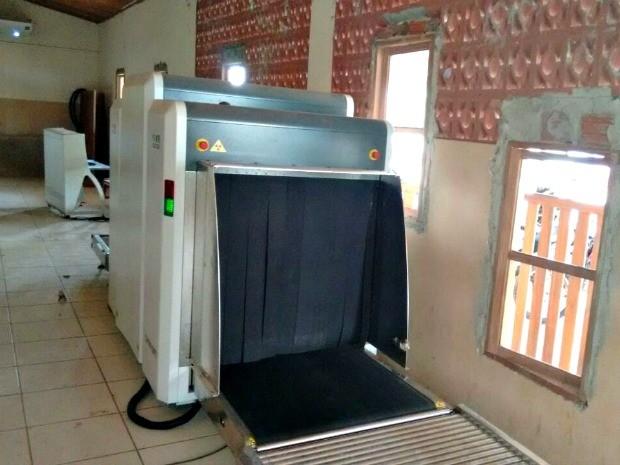Após rebelião e mortes, Iapen-AC anunciou a instalação de aparelhos raio-x em presídios da capital e interior do Acre (Foto: Arquivo Pessoal)