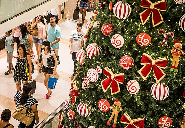 Vendas de Natal (Foto: Reprodução/Facebook)