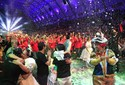 Cinco mil pessoas assistem ao último espetáculo