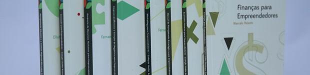 Coletânea de livros digitais sobre empreendedorismo é lançada (editar título)