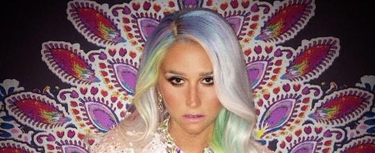 Kesha é a primeira atração internacional confirmada do Festival