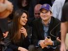 Kutcher pediu permissão do pai de Mila Kunis para noivado, diz revista