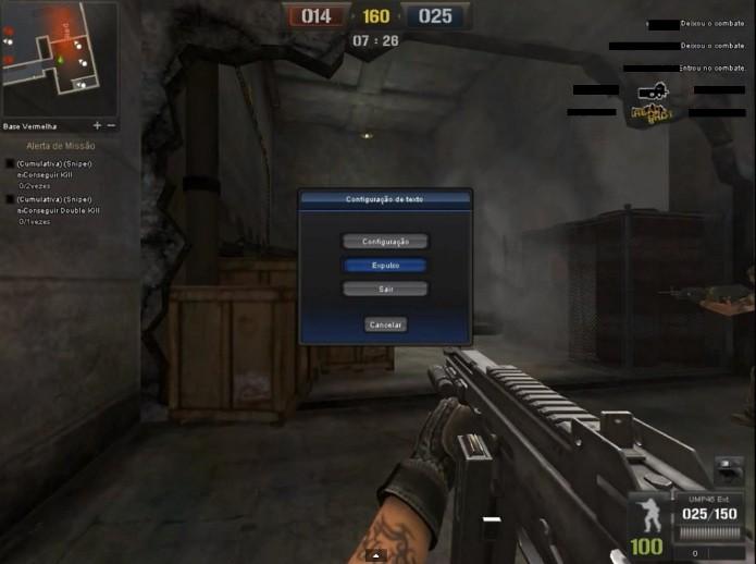 Point Blank: Como retirar um jogador de uma sala (Foto: Reprodução / Youtube) (Foto: Point Blank: Como retirar um jogador de uma sala (Foto: Reprodução / Youtube))