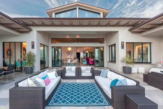 casa-celebridades-airbnb (Foto: Reprodução)