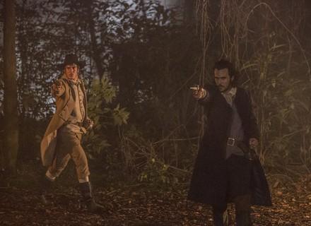 Xavier e Rubião se unem para capturar Gaspar