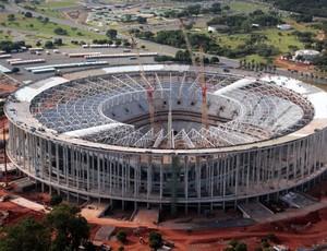 estádio Mané Garrincha (Foto: Lula Lopes / GDF)