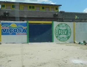 Estádio Teotonio Vilela, em Viçosa (Foto: Divulgação/Comercial)