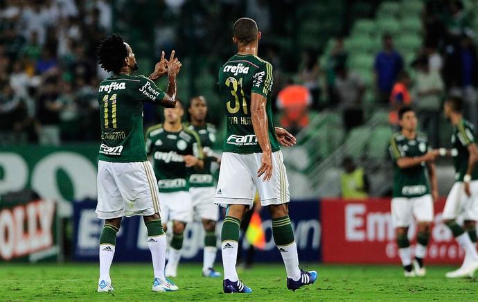 Zé Roberto, São Paulo x Palmeiras (Foto: Marcos Ribolli)