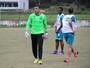 Danilo é poupado, e Marcelo Boeck assume a meta diante do Cruzeiro