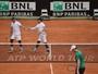 Irmãos Bryan vencem Soares/Murray em Roma e ajudam Marcelo Melo