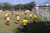 Tigre faz treino de posicionamento e finaliza preparação para pegar o Boa