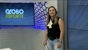 Confira a íntegra do Globo Esporte-CG  desta terça-feira com Waléria Assunção
