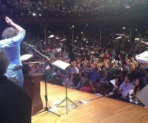 Festa do Ig Nobel (Foto: Reprodução/ Twitter)