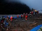 Deslizamento de terra deixa 41 desaparecidos na China