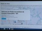 Portal criado na USP de Ribeirão ajuda morador a fiscalizar obras públicas