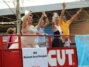 Parada LGBT chega à 11ª edição em  Divinópolis com shows e seminários (Foto: Divulgação/ Grupo LGBT)
