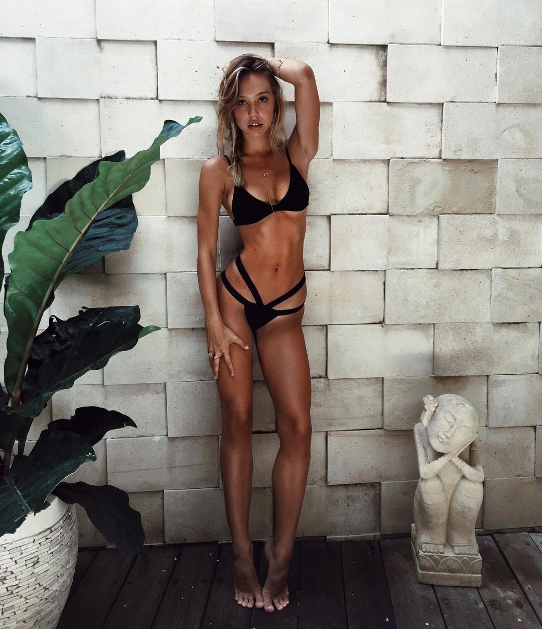 Alexis Ren no Instagram (Foto: Reprodução/Instagram)