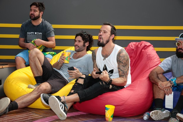 Dudu Azevedo e Paulhinho Vilhena (Foto: Felipe Panfili/Divulgação)