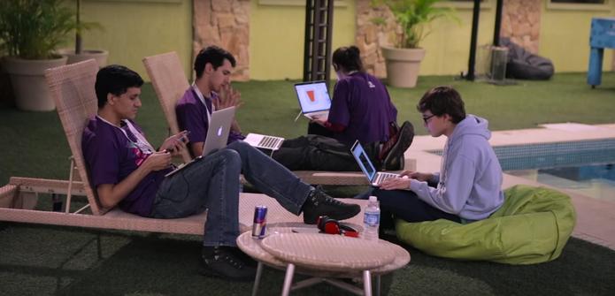 Casa do BBB recebe segunda edição do Hackathon Globo, no Rio de Janeiro (Foto: Reprodução/TechTudo)