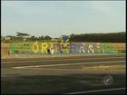 Torcedores de Vitória Brasil querem fazer jus ao nome de onde moram