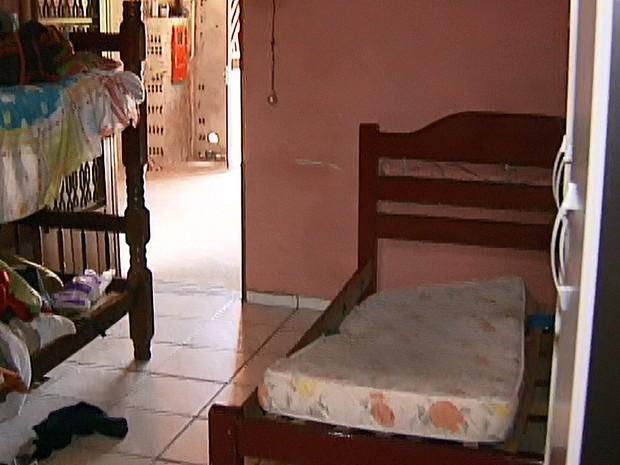 Geraldo foi morto pelo irmão em casa após falto assalto (Foto: Reprodução EPTV)