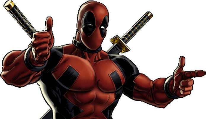 Deadpool Marvel Alliance 2