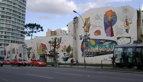 Paraná TV Poty Lazzarotto (Foto: Maira Pedron/ Site Prefeitura de Curitiba )