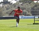 Fora desde julho, meia Nikão inicia fase de transição no Atlético-PR