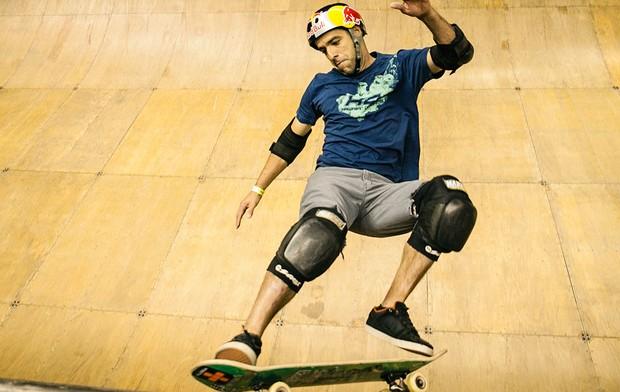 Sandro Dias skate Pro Rad (Foto: Daniel Vorley)