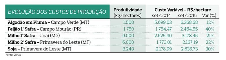evolucao-custos-novembro-conab (Foto: Conab)