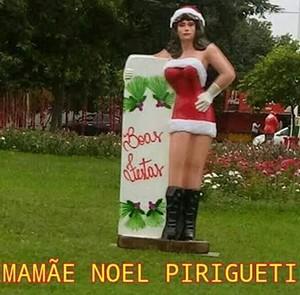 Meme que ironiza ornamento na capital do Tocantins, foi compartilhado em aplicativo de mensagem (Foto: Reprodução)