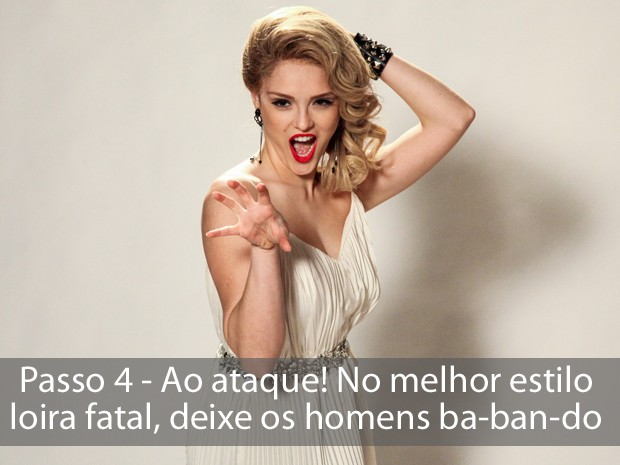 Megan 4 (Foto: Geração Brasil / TV Globo)