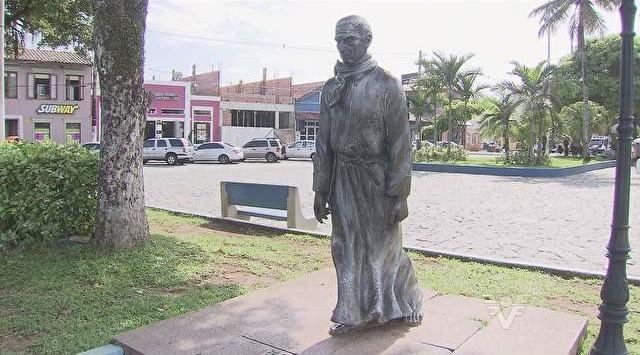 Padre Anchieta (Foto: Reprodução/TV Tribuna)