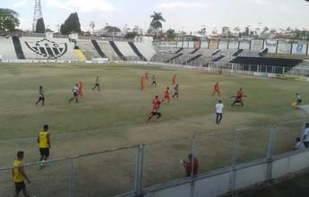 Araxá Jr. e Villa Nova ficam no empate pelo Campeonato Mineiro Sub-20