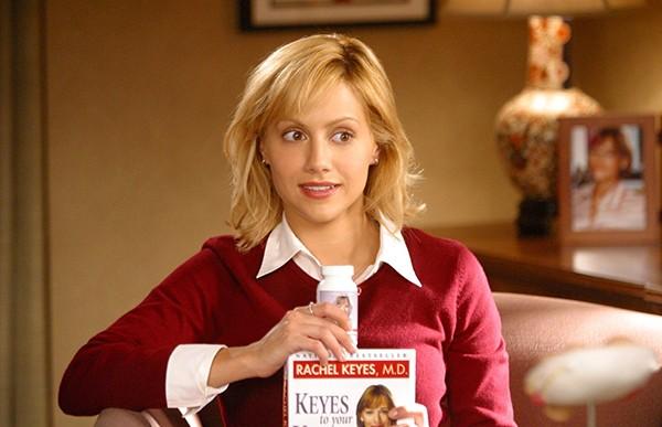 Brittany Murphy em 'A Agenda Secreta do Meu Namorado' (2004) (Foto: Divulgação)