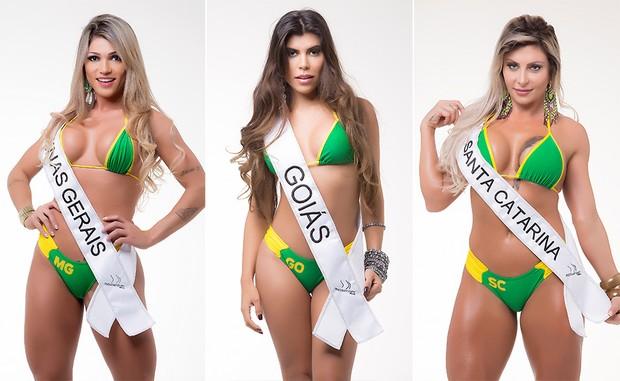 Camila Gomes, Priscila Rocha e Luciana Hoppers (Foto: MBB5 / Divulgação)