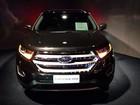 Novo Edge será o 1º lançamento da Ford no Brasil em 2016