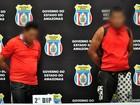 Homens da mesma família são presos por tráfico de drogas, no AM