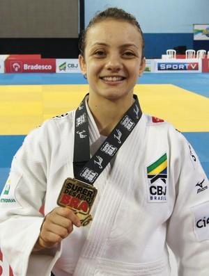 Nathália Brígida, seleção brasileira de judô (Foto: Rafael Chimelli)
