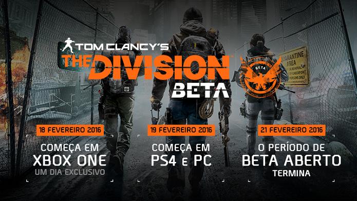 The Division terá beta aberto nos próximos dias (Foto: Divulgação/Ubisoft)