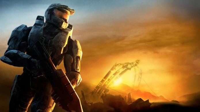 Considerado um dos melhores da série, Halo 3 foi o mais vendido de 2007 (Foto: Divulgação/Microsoft)