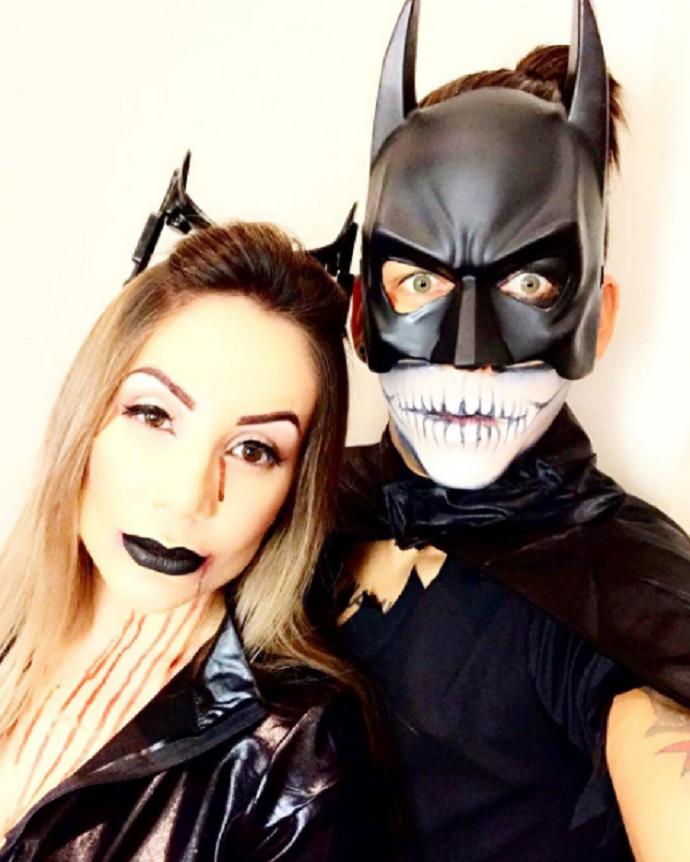 Philippe Coutinho Roberto Firmino Halloween