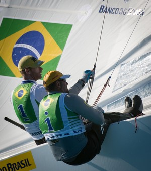 Robert Scheidt e Bruno Prada conquistam a Star Sailors League Finals (Foto: SSL / Carlo Borlenghi)
