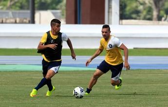 """De olho em recuperação no Parazão, Levy mira """"preparação"""" contra o Naça"""