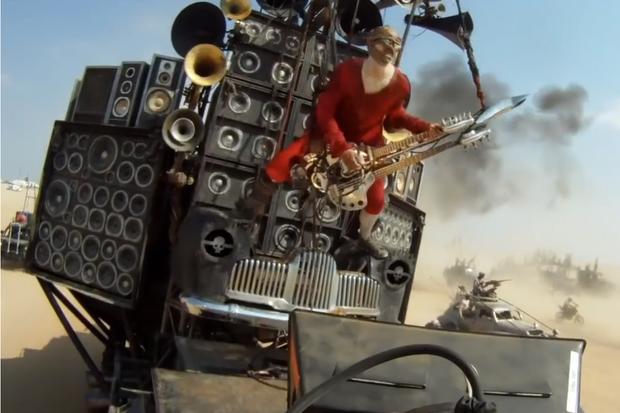 Mad Max (Foto: Reprodução/Youtube)