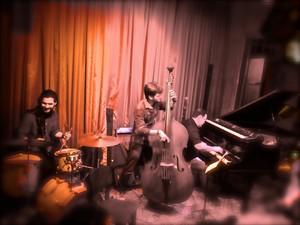 Alliance Jazz Trio (Foto: Daniel Argolo/Divulgação)