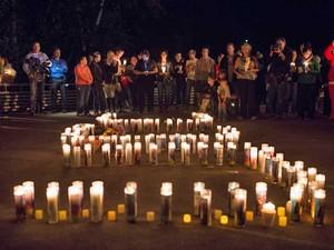 Vigília em Roseburg, Oregon